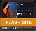 Шаблон сайта - Estellano