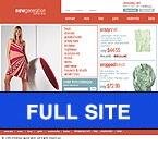 Шаблон сайта - Модный бутик